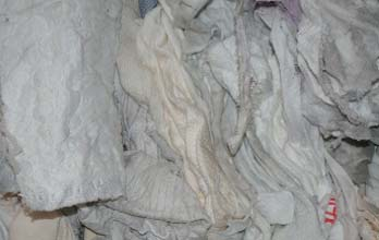 Blanket scraps