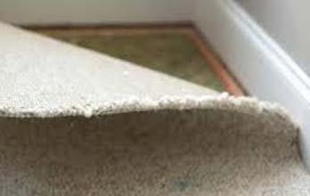 chutes de tapis moquettes