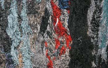 lisières et trames textiles